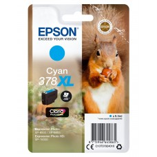 Epson C13T37924010 bläckpatron cyan nr 378XL