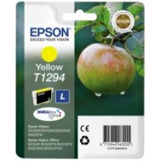 Epson C13T12944011 bläckpatron gul