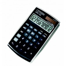 CITIZEN Räknare CPC 112 Svart , 102877