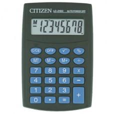 CITIZEN Räknare LC 210 N , 103074