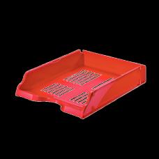 ESSELTE Brevkorg Transit röd 10-pack, 15656
