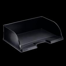 LEITZ Brevkorg Plus Jumbo ö.l svart , 52190095, 4-pack