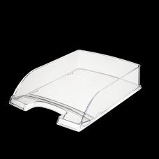 LEITZ Brevkorg Plus standard glasklar , 52262002, 10-pack