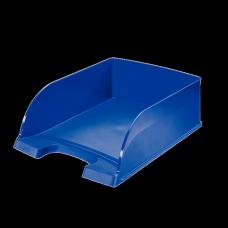 LEITZ Brevkorg Plus Jumbo blå , 52330035, 4-pack