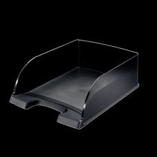 LEITZ Brevkorg Plus Jumbo svart , 52330095, 4-pack