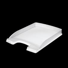 LEITZ Brevkorg Plus Slim transparent , 52370003, 10-pack