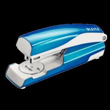 LEITZ Häftapparat 5502 30 ark Blå Metallic , 55021036