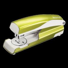 LEITZ Häftapparat 5502 30 ark Grön Metallic, 55021064