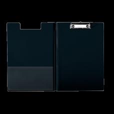 ESSELTE Skrivplatta m.ämslag A4 svart 10-pack, 56047
