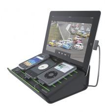 LEITZ Multiladdare för mobil enhet Svart , 62640095