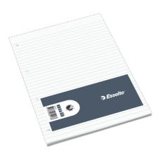 ESSELTE Limblock A4 60/100 linjerat eu TFS 50-pack, 62913