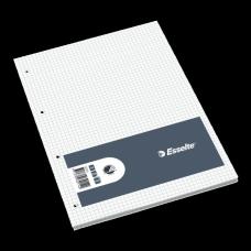 ESSELTE Limblock A4 60/100 rutat eu TFS 50-pack, 62914