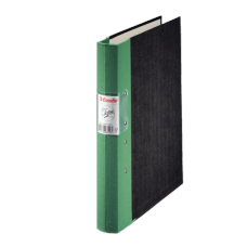 ESSELTE Pärm Jopa A4/40 m.grön FSCMix96% , 68208, 25-Pack