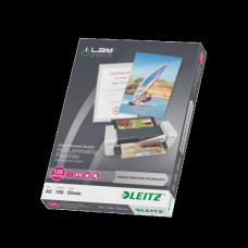 LEITZ Lamineringsficka A5 UDT 125 mic. 100/ask , 74930000