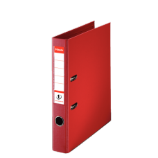 ESSELTE LAF Nr1 Power PP A4/50 Röd , 811430, 10-pack