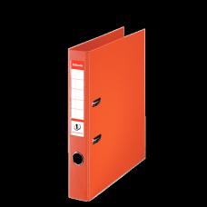 ESSELTE LAF Nr1 Power PP A4/50 Orange , 811440, 10-pack