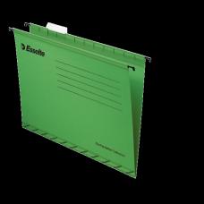ESSELTE Hängmapp Pendaflex Std A4 grön 25 st , 90318