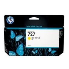 HP B3P21A bläckpatron gul nr 727