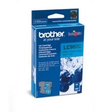 Brother LC980C bläckpatron cyan