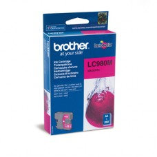 Brother LC980M bläckpatron magenta